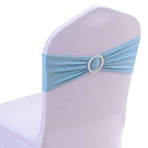 Spandex Chair Bows