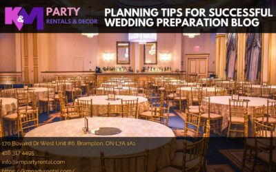 How to Plan a Wedding – Planning Tips
