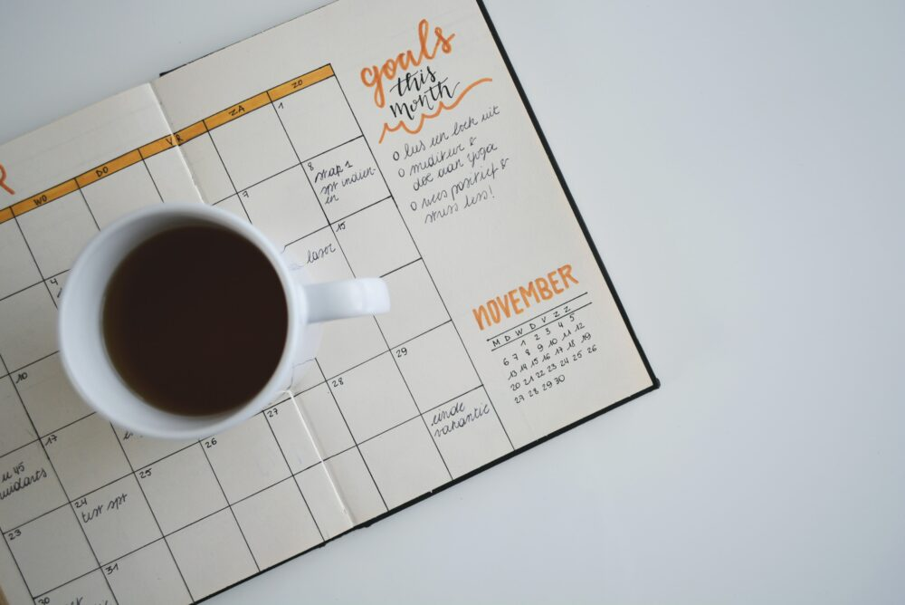 organizing an event planning